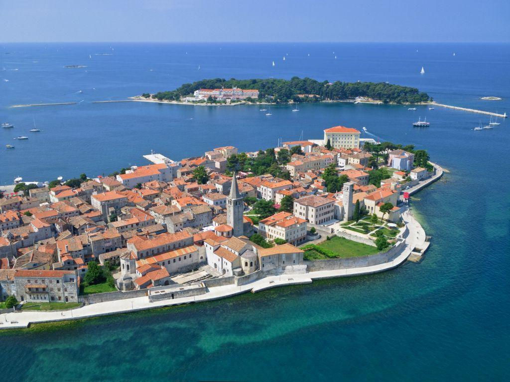 Поречь хорватия