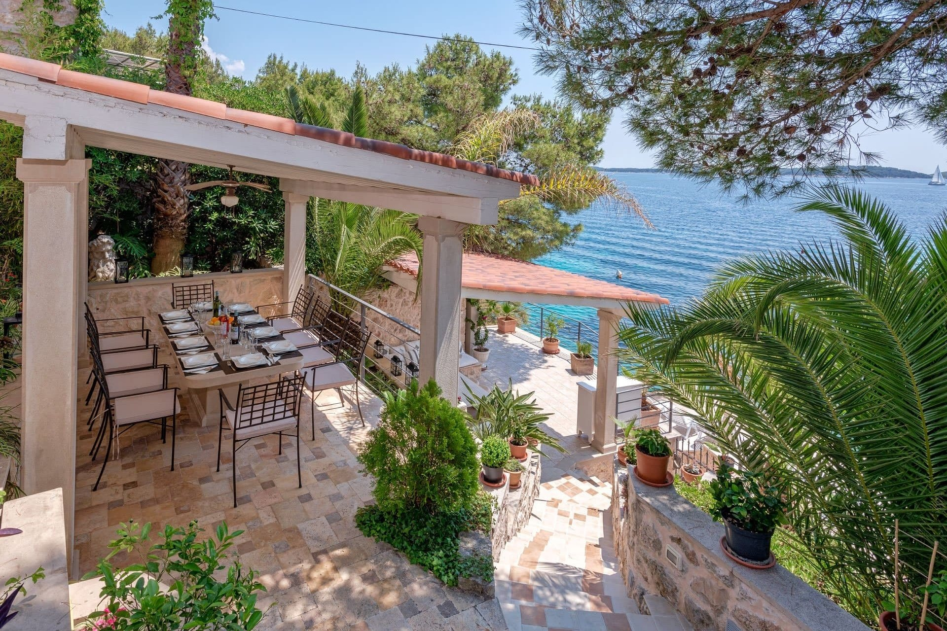 Your vacation starts here... <br>Over 600 vacation rentals in Croatia, Italy and Montenegro.