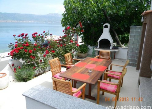 Beautiful apartment in Slatine, Island Ciovo | 1329-A6 (4+1)